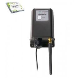 GSM 9025 - Tænd for varmen via SMS - Samlet pakke