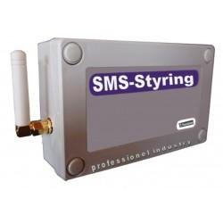 SMS Varmestyring/temperaturmåler - professionel løsning med mange tilslutningsmuligheder