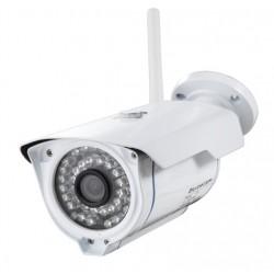 Udendørs videoovervågning
